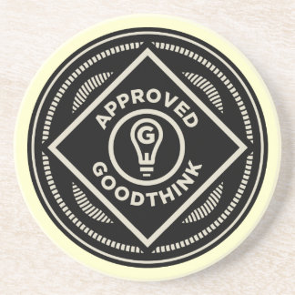 Approved Goodthink Coaster