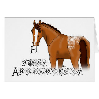 'Appy Anniversary' Card