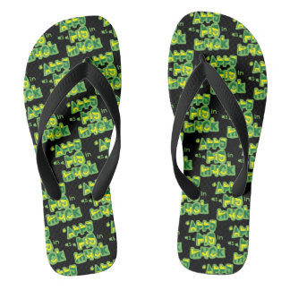 Appy As A Pig in Muck British Slang Flipflops