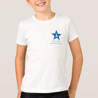 Apraxia Awareness Kid's T-Shirt