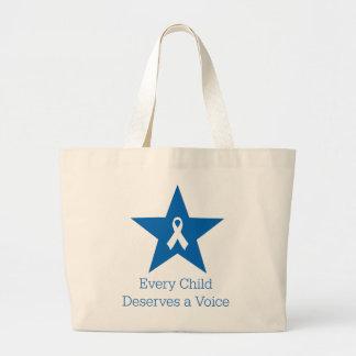 Apraxia Awareness Tote Bag
