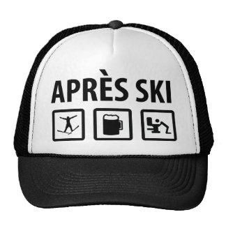 apres ski cap