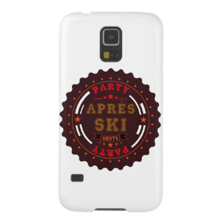 Apres Ski Party Logo Case For Galaxy S5