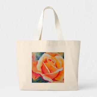 Apricot Canvas Bag