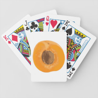 apricot deck of cards