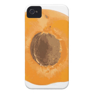 apricot iPhone 4 case
