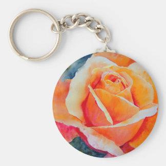 Apricot Keychain