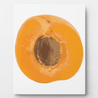 apricot plaques