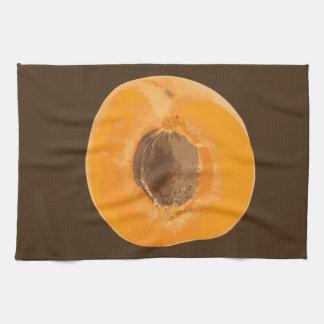apricot towels