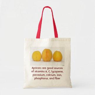 Apricots bag