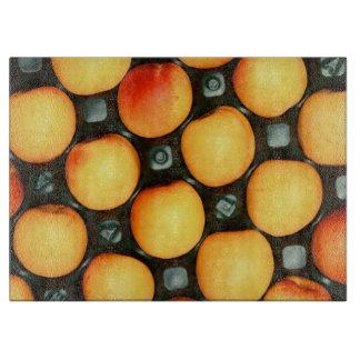 Apricots Cutting Board