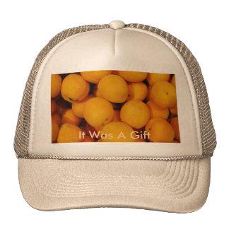 Apricots Mesh Hats