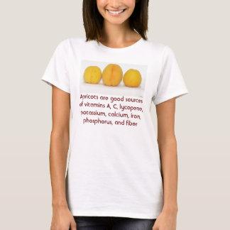 Apricots womens shirt