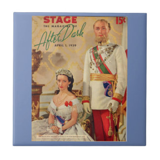 April 1939 Stage Magazine cover Tile