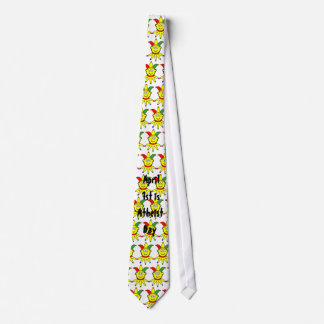 April 1st is Atheist Day Tie