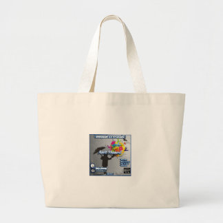 April - April Showers Tote Bags