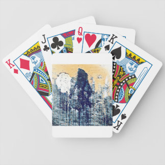 APRIL D1 BICYCLE PLAYING CARDS