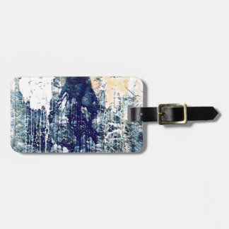 APRIL D1 LUGGAGE TAG