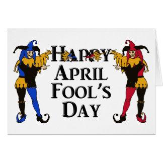 April Fool's Day Card