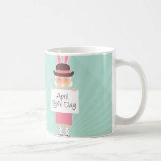 april fools day coffee mug