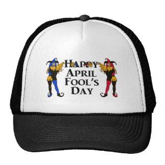 April Fool's Day Mesh Hats