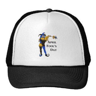 April Fool's Day Mesh Hat