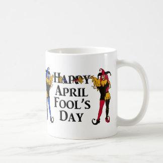 April Fool's Day Coffee Mugs