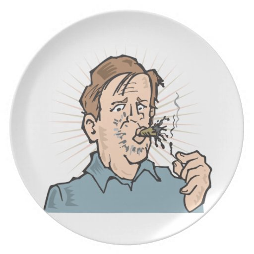 April Fools Day Dinner Plates