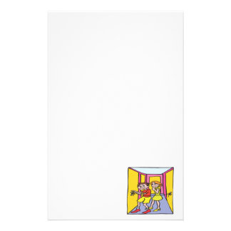 April Fools Day Stationery Paper