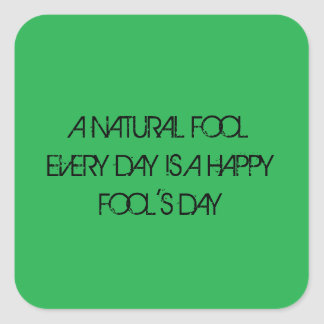 APRIL FOOL'S DAY STICKERS