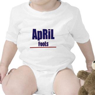 April fools Days Image Romper