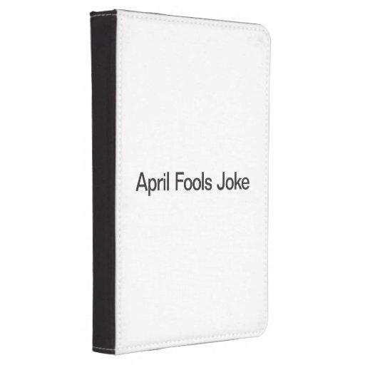 April Fools Joke Kindle 4 Cover