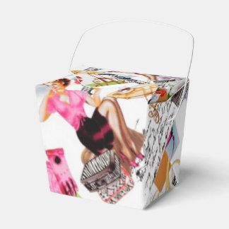 April in Paris Favour Box