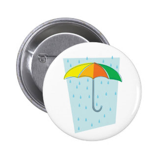 April Showers Brolly Pins