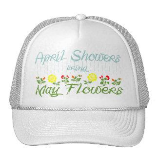 April Showers Cap