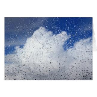 April Showers Card