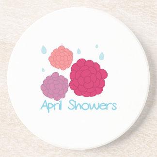 April Showers Coaster