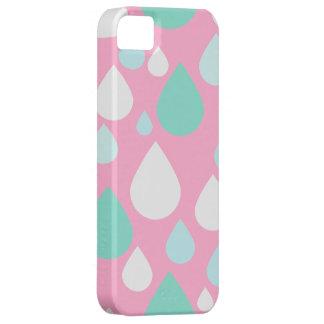 April Showers Design | Pink iPhone 5 Case