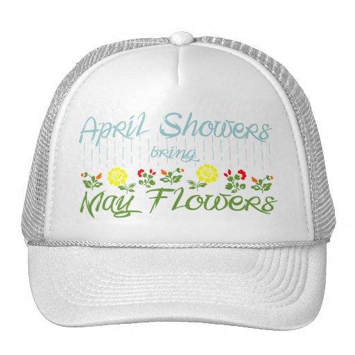 April Showers Mesh Hat