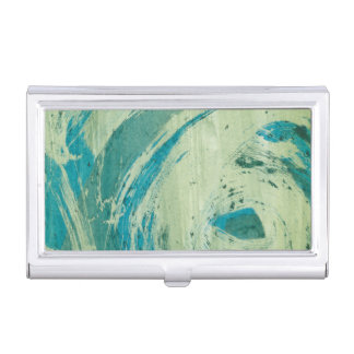 April Showers II Business Card Holders