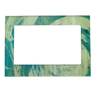 April Showers II Photo Frame Magnets