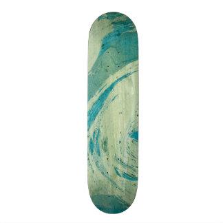 April Showers II Skateboard Deck