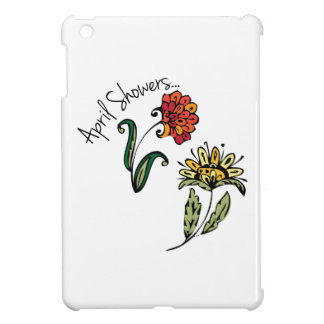 April Showers Cover For The iPad Mini