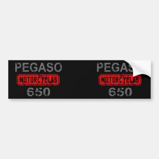 Aprilia Pegaso 650 Bumper Sticker