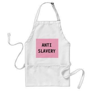Apron Anti Slavery Pink