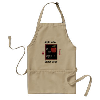 apron...apple a day