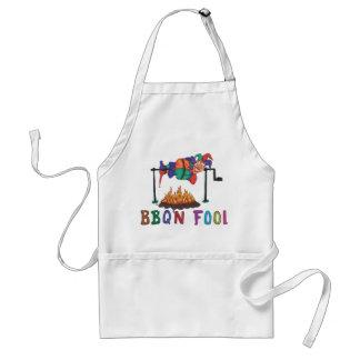 Apron BBQ'n Fool