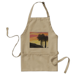 "Apron ""Desert Dream"" by All Joy Art"
