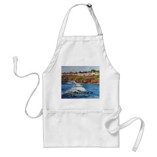 Apron from Mendocino