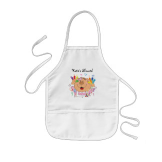 Apron Gift for Kids Personalize